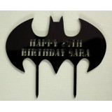 BATMAN BIRTHDAY CAKE TOPPER - CT146