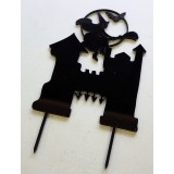 HALLOWEEN CAKE TOPPER - CT263