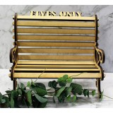 ELVES ONLY BENCH CHAIR - M386