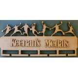 MALE BASKETBALL MEDAL HANGER - MH003