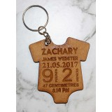 BABY BOY KEY RING - M716