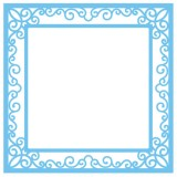 12x12-Decorative-Frame-ALTA238