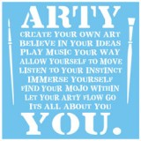 12x12-inch-Arty-You-LOX002