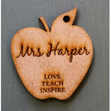 LOVE TEACH INSPIRE KEY RING - M715