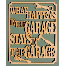 WHAT HAPPENS IN THE GARAGE - M467
