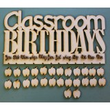 CLASSROOM BIRTHDAYS - M404