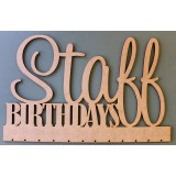 STAFF BIRTHDAY BOARD - M406