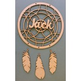 NEUTRAL DREAMCATCHER - M351