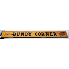 BUNDY CORNER WITH PICTURES- NTS012