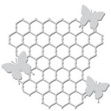 Butterfly-&-Chicken-Wire-Large-WOW1768