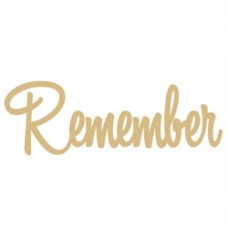Remember-WV062