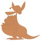 Christmas-Kangaroo-WV075D