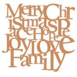 Merry Christmas Hope Joy