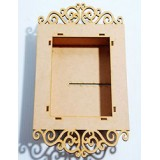 Ornate-Shadow-Box-Frame.-Fits-a-6x4-inch-Photo-M15