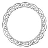 Doily-Circle-Frame-WOW1495